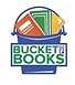 bucket of books